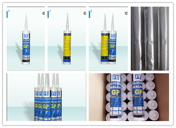General purpose acetic cure silicone sealant by manufacturer