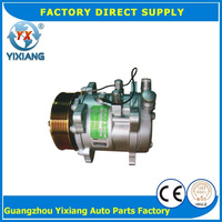 AC air dc aircon compressor for 5H11 SD507