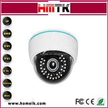 Full color starlight camera star light IP AHD CVI TVI dome Camera
