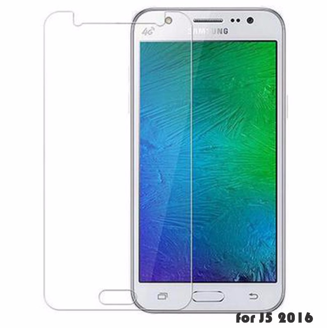 Tempered Glass Screen Protector for Samsung Galaxy J5 2016 0.26mm HD Ultra Clear