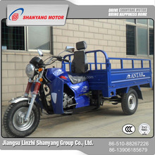 wholesale from China 125cc 3 wheel trike petrol motorcycle 150cc van trike motorcycle with cabin eec 150cc semi-enclosed trike