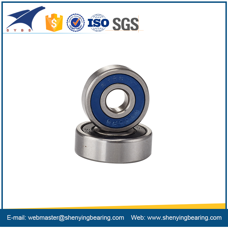 miniature ball bearing 6206 for electric motors