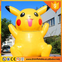 Attractive Inflatable pikachu, Inflatable mascot ,Inflatable Spiderman, batman,
