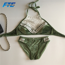 New Arrival l 2018 Custom Made Hot Sexy Lady Bikini and Bra