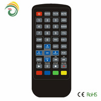 OEM&ODM service plastic remote control case with small size