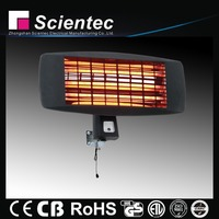 Scientec Three Power Settings Wall Mounting Quartz Heater China Supplier