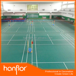 High quality PVC vinyl sports flooring for gym