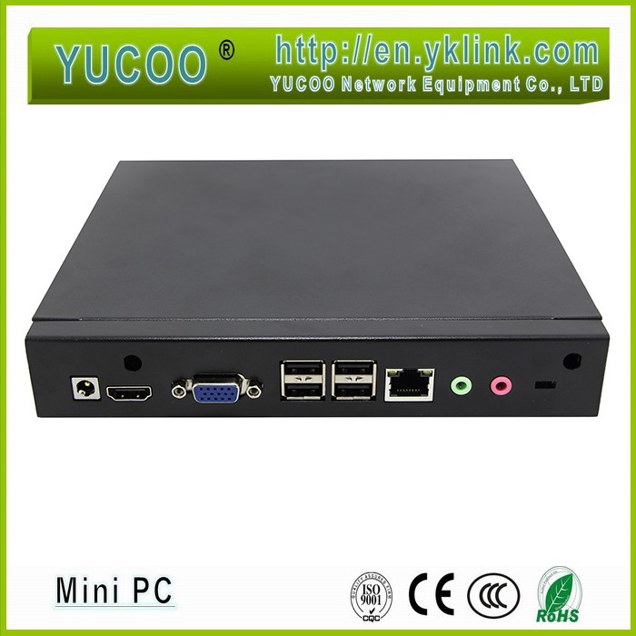 economic wholesale Best Intel mini PC dual core four thread mini PC