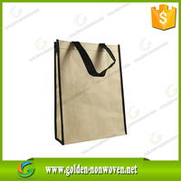 Fashion colorful pp nonwoven foldable bags for shopping and promotion/polypropylene tnt non woven shopping bag