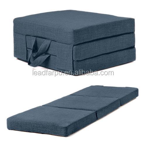 Folding Up Guest Mattress Foam Bed Single & Double Sizes Sofa Bed - Jozy Mattress | Jozy.net
