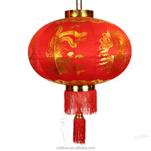 joyful and most popular gift wedding red lanterns for new couples