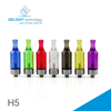 Best price atomizer gs-h5 bottom coil gs h5 clearomizer