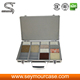 Granite Kitchen Tiles Natural Smoky Quartz Stone Sample Box