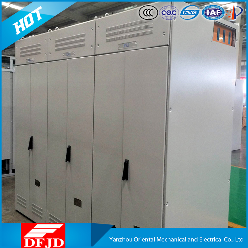 Switchgear Low Voltage Electric Distribution Panel