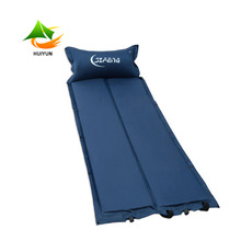 Outdoor Beach Travel Folding Camping Mattress Inflatable Air Bed