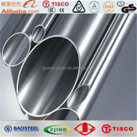 304 304l stainless steel pipe price per meter