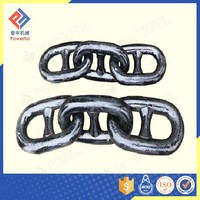Marine Black Bitumen Grade 2 Grade 3 Stud link anchor chain weight