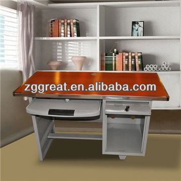 foshan new type computer table models with prices