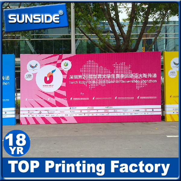 Digital printing banner,factory price flex banner printer in China
