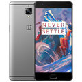 Original ONEPLUS 3 Three 5.5 inch FHD Screen 6GB RAM 64GB ROM 4G LTE 64-Bit Qual comm Snapdragon 820 Quad Core