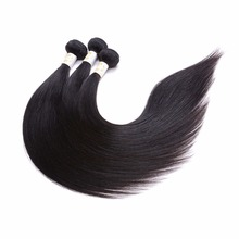 Cheap Cambodian human hair weave 100% raw unprocessed straight virgin Cambodian hair