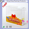 clear transparent plastic gift box for gift Packaging