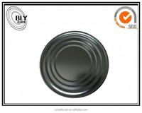 Sell Metal Round Tin Lids for Tin Tank Cover