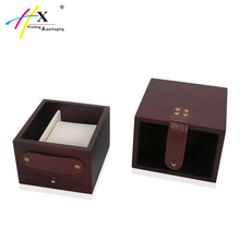 Cheap wholesale drawer wooden box jewelry watch packaging box