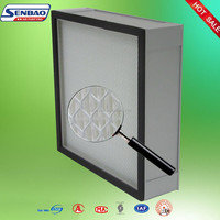 High Efficiency Particulate Cabin Air Filter for Clean Room