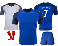 cheap wholesale Euro 2016 France soccer jersey