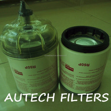 Fuel/Water Separator Fuel Filter R60P