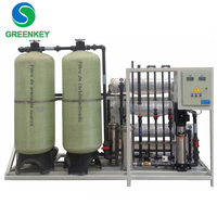 stainless steel/ fiberglass sand filter water filter in pretreatment system