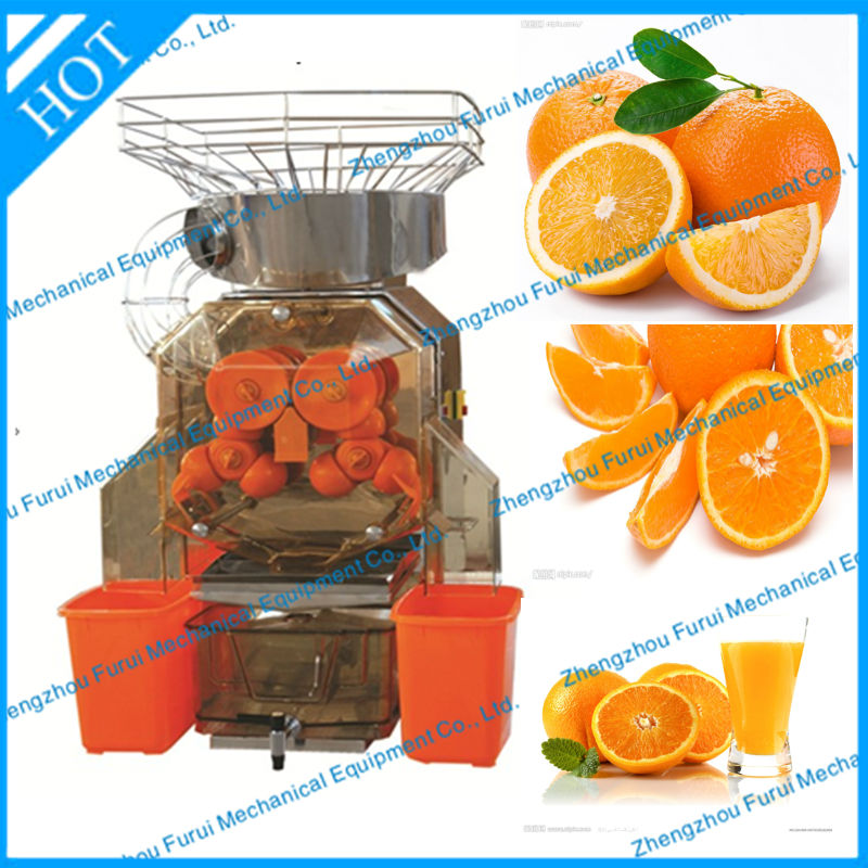 Automatic Stainless Steel industrial orange juice extractor /Lemon juicer machine