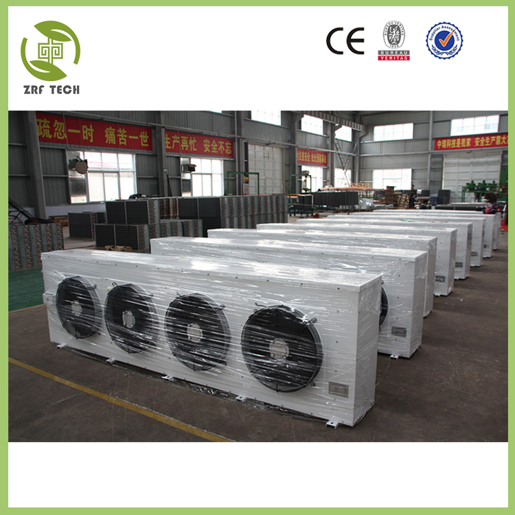 copper tubes and fins industrial air cooler , industrial air cooler for cold room