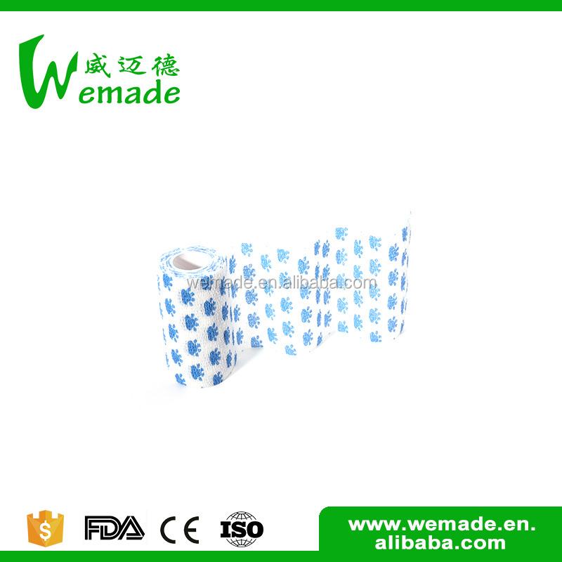 New arrival Conventional self adhesive crepe bandages