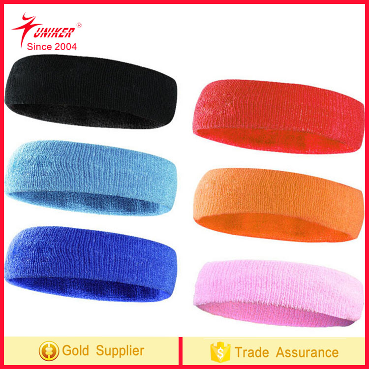 custom headbands no minimum hairband elastic headband wholesaler