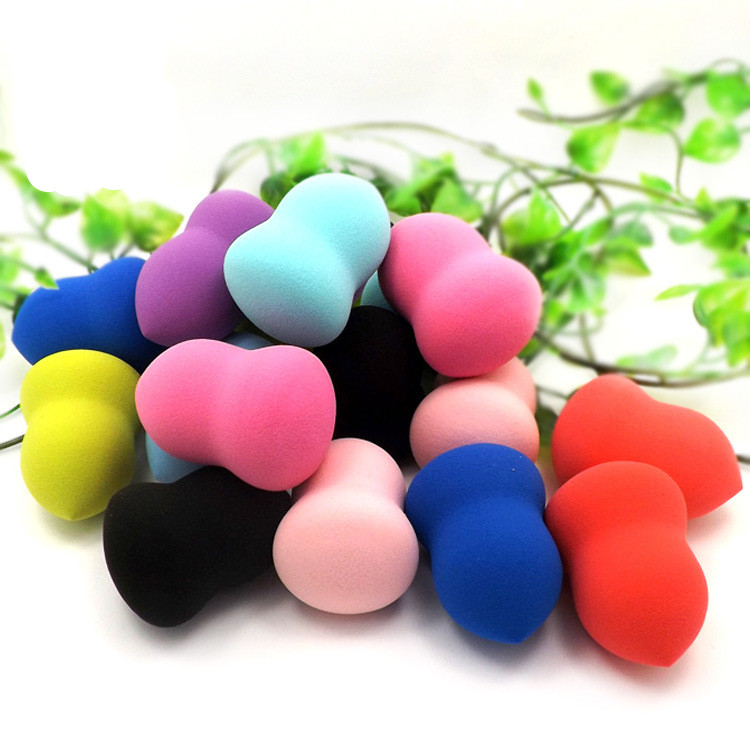 Yaeshii Customized Private Label Latex-Free Microfiber Sponge Makeup Sponge