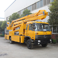 China Top1 Supplier Provide Dongfeng 24m Articulated Arm Aerial Working Truck