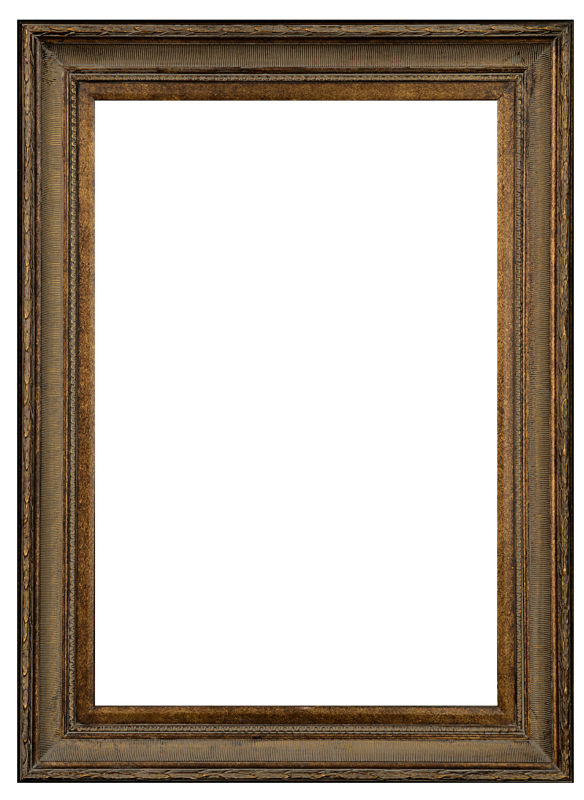 For certification normal size a4 wood picture frame