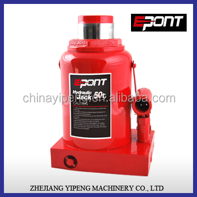 High Quality 50TON Heavy Duty Hydraulic Bottle Jack car repair tools