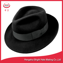 Indiana Jones's Wool Felt Hat Fedora Hat