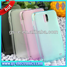 distributors wanted TUP gel case for Samsung galaxy case note3 TPU case matte style,glossy side