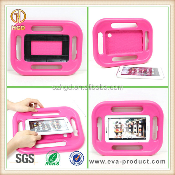"Shock Proof Steering Wheel hard case For Samsung Galaxy 7"" tablet pc"