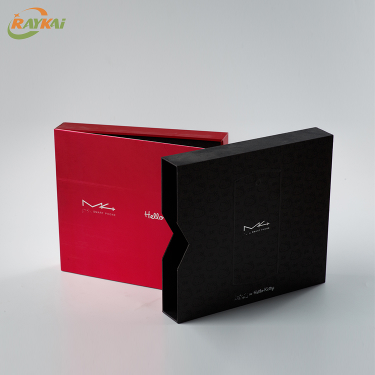 Custom luxury cell phone case box for gift packaging