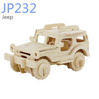 Robotime 3D DIY Wooden Toy Classical