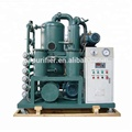 New Type Energy Saving Used Insulation Oils Filtrating Plant For Hydroelectric Power Station