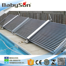 2017 Haining factory price vacuum tube/evacuated tube solar collector, solar pool heater