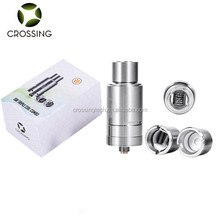 Best quality adjustable airflow ceramic doughnut coil wax atomizer Sai for TC mode