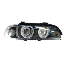 CRYSTAL WHITE HEAD LAMP for E39 63126902425 63126902426