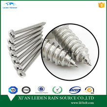 galvanized phillips truss head self drilling screw